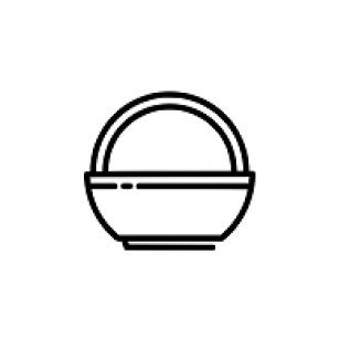 Чаша кувшин блендера кухонного комбайна Kenwood FP972 (0WFP972006) KW712610
